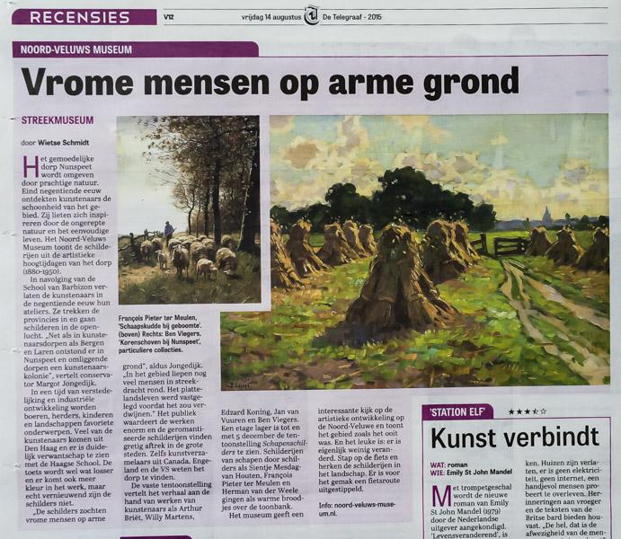 Noord-Veluws Museum recensie
