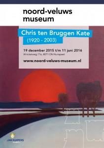 Chris-ten-Bruggen-Kate tentoonstelling