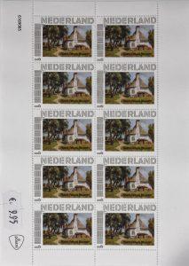 Postzegels Noord-Veluws Museum