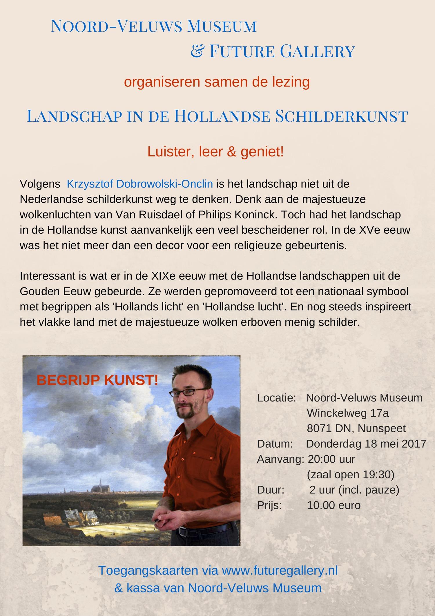 Landschap in de Hollandse Schilderkunst