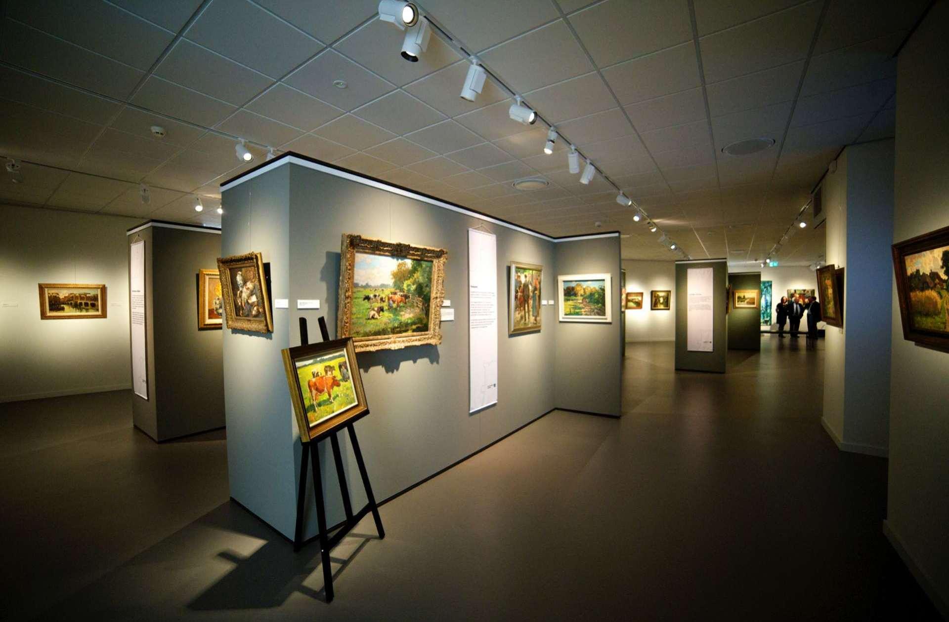 officiële opening noord-veluws museum - noord-veluws museum : noord