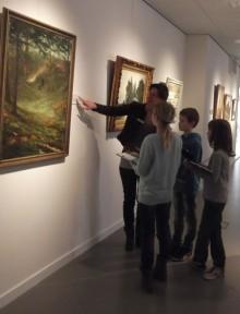 groep 7 in museum (2)