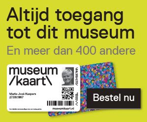 Museumjaarkaart