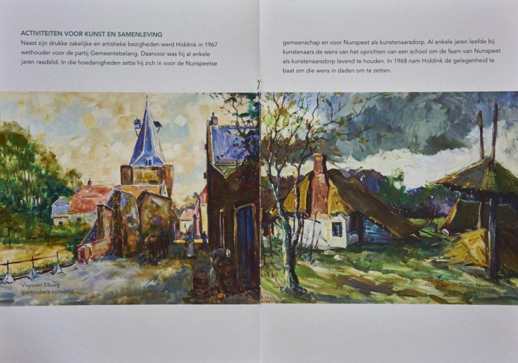 Jaap Hiddink, een veelzijdig impressionist