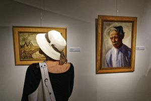 Vrouwen Uit de kunst