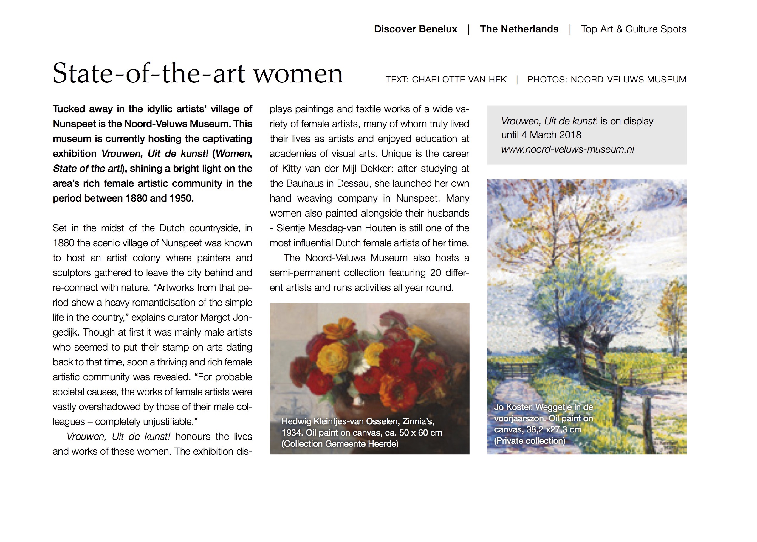 State-of-art-women