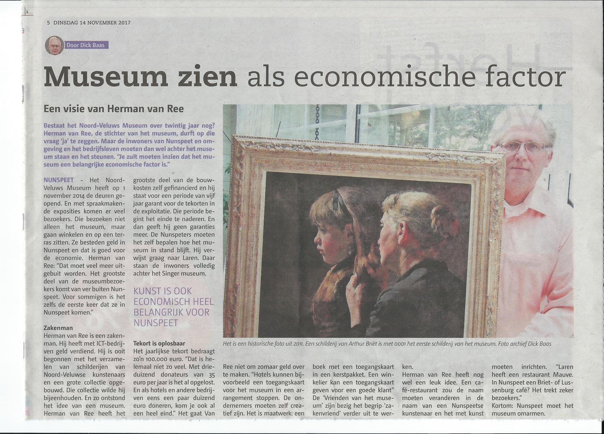 Interview Herman van Ree