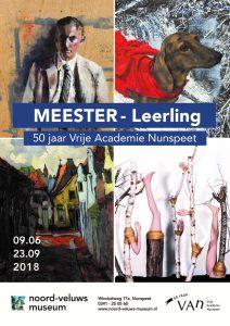 Meester-Leerling. 50 jaar vrije Academie Nunspeet