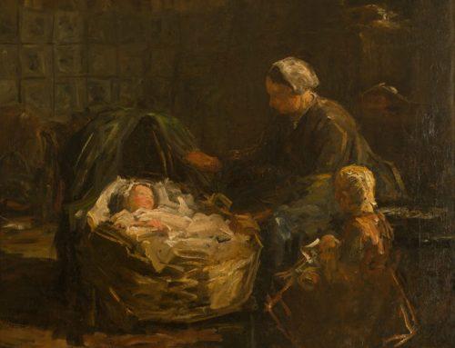 Arthur Briët 'Rembrandt van de Veluwe'