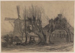Douglas Hamilto 'Dutch trees, Elspeet'