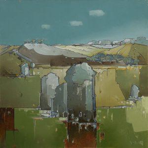 Andries van der Beek, Cornwall