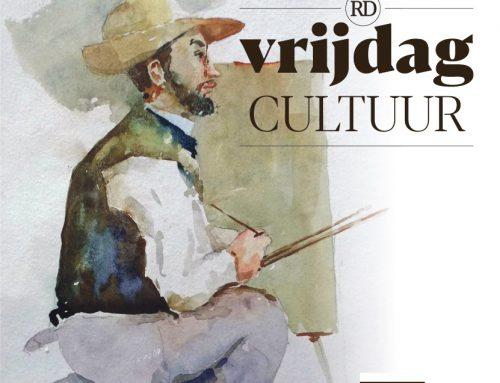 Vrijdag Cultuur in Reformatorisch Dagblad