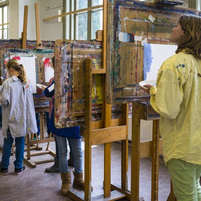 Educatie Noord-Veluws Museum groep 5-6