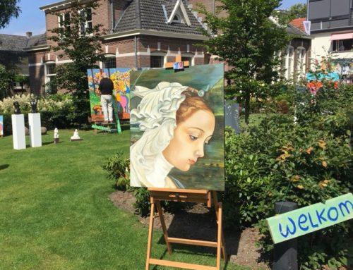 Groep 7 – 8 Kunstenaars dorp Nunspeet kijk maar!