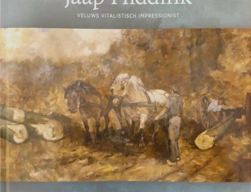 Boek Jaap Hiddink Veluws Vitalistisch Impressionist 1910 – 2000